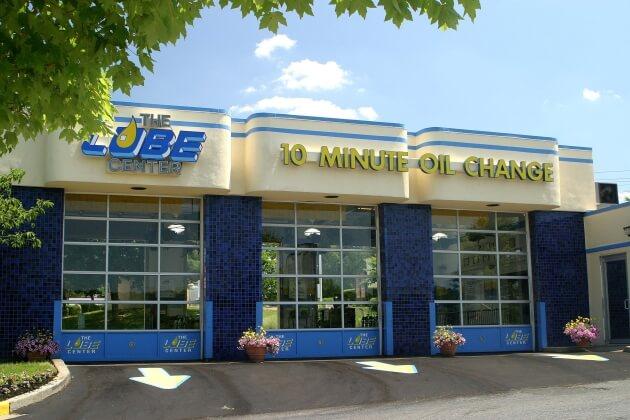 The Lube & 10 Minute Oil Change